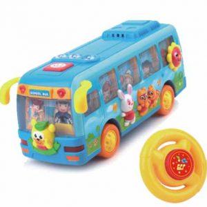 اتوبوس مسافرتی آموزشی و موزیکال