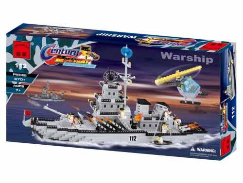 لگو انلایتن سری CombatZones مدل Battle cruisers