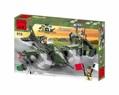 لگو انلایتن سری CombatZones مدل Fighter