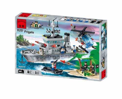 لگو انلایتن سری CombatZones مدل Frigate