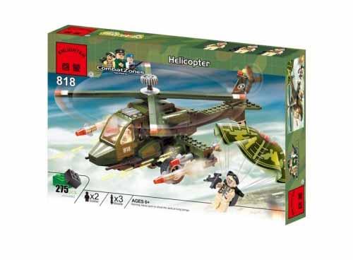 لگو انلایتن سری CombatZones مدل Helicopter