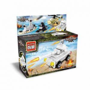 لگو انلایتن سری CombatZones مدل Storm Tank