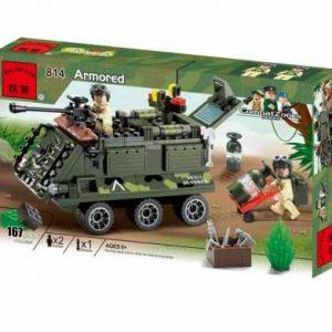 لگو انلایتن سری CombatZones مدل armored vehicles