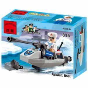 لگو انلایتن سری CombatZones مدل assault boats
