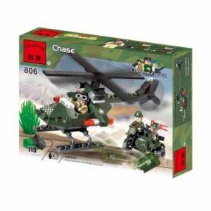 لگو انلایتن سری CombatZones مدل chase