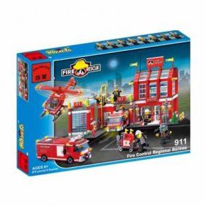 لگو انلایتن سری Fire Rescue مدل Fire Administration