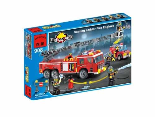 لگو انلایتن سری Fire Rescue مدل Heavy truck