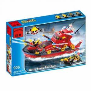 لگو انلایتن سری Fire Rescue مدل water fireboat
