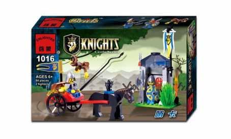 لگو انلایتن سری Knight مدل Checkpoints