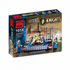 لگو انلایتن سری Knights مدل Yanwu field
