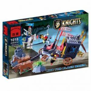 لگو انلایتن سری Knights مدل van robbery