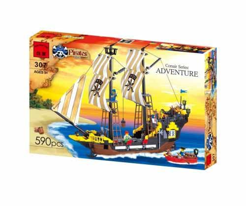 لگو انلایتن سری Pirates مدل Adventures