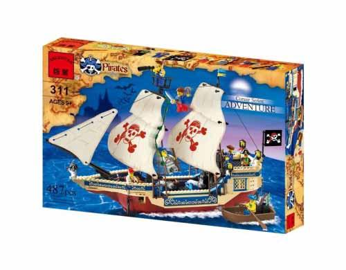 لگو انلایتن سری Pirates مدل Sea King Number