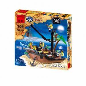 لگو انلایتن سری Pirates مدل broken dock