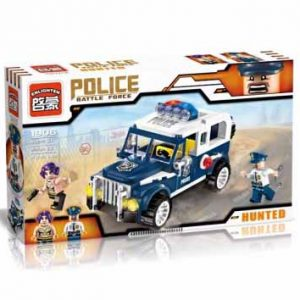لگو انلایتن سری Police مدل Chase fugitives