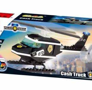 لگو انلایتن سری Police مدل Reconnaissance Helicopter