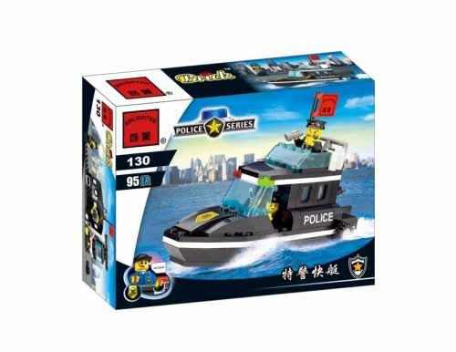 لگو انلایتن سری Police مدل SWAT boats
