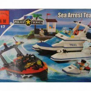 لگو انلایتن سری Police مدل Sea Arrest Team