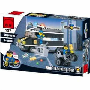 لگو انلایتن سری Police مدل armored car