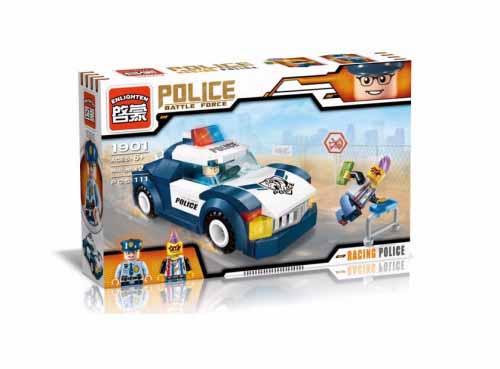 لگو انلایتن سری Police مدل special police hunt
