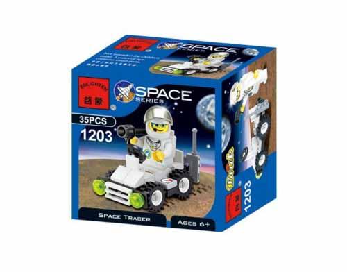 لگو انلایتن سری Space مدل Mars Walker