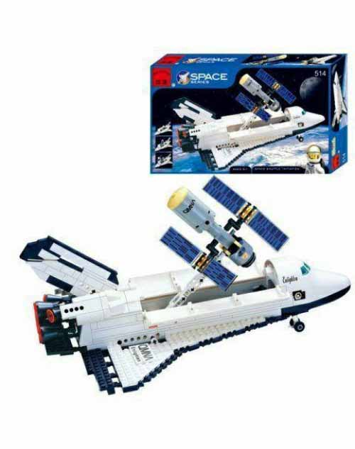 لگو انلایتن سری Space مدل Space Shuttle Initiation