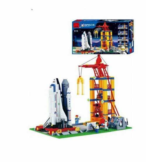 لگو انلایتن سری Space مدل Space Shuttle Lanching Base