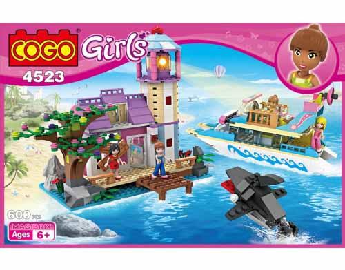 لگو کوگو سری Girls مدل Sea Adventure