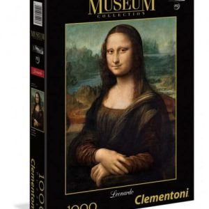 پازل 1000 تکه کلمنتونی مدل مونالیزا