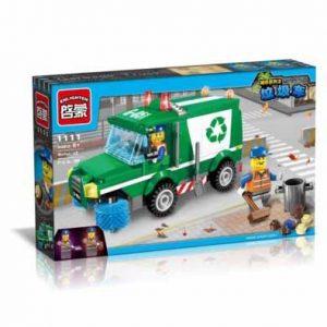 لگو انلایتن سری City مدل Garbage Truck