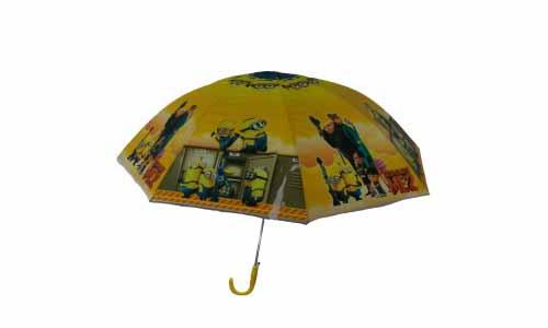 چتر بچه گانه سری کارتون مینیون ها مدل 1