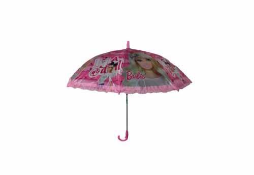 چتر بچه گانه مدل باربی-2