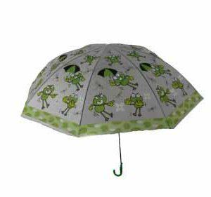 چتر بچه گانه مدل قورباغه کوچولو