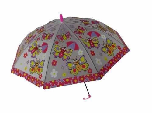 چتر بچه گانه مدل پروانه کوچولو