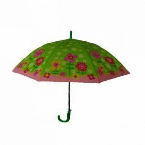 چتر بچه گانه مدل گل های زیبا
