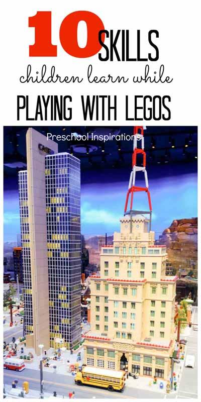 10 مهارت مهم که کودکان از لگو (LEGO) می آموزند