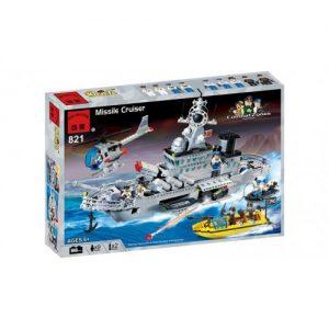 لگو انلایتن سری CombatZones مدل Missile Cruiser