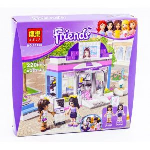 لگو بلا سری Friends مدل Butterfly Beauty Shop