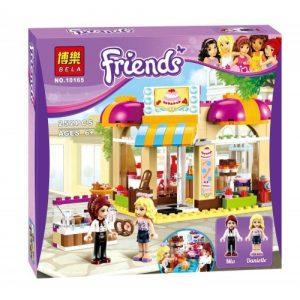 لگو بلا سری Friends مدل Downtown Bakery