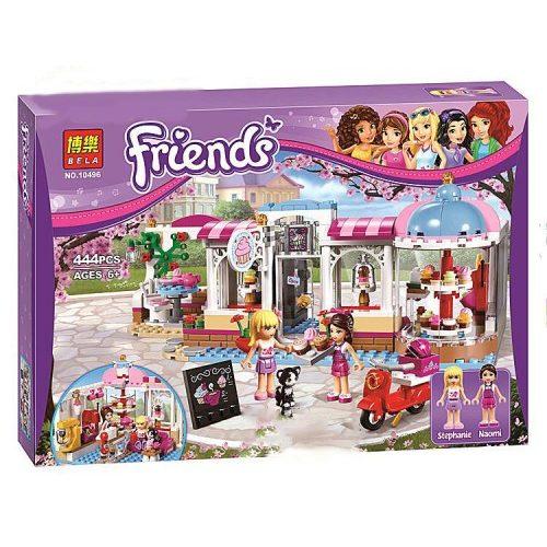 لگو بلا سری Friends مدل Heartlake Cupcake Cafe