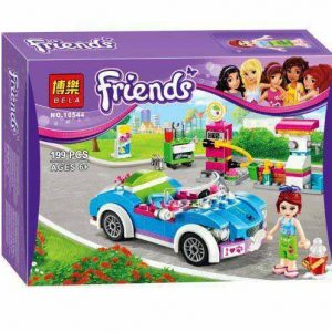 لگو بلا سری Friends مدل Princess Car 1