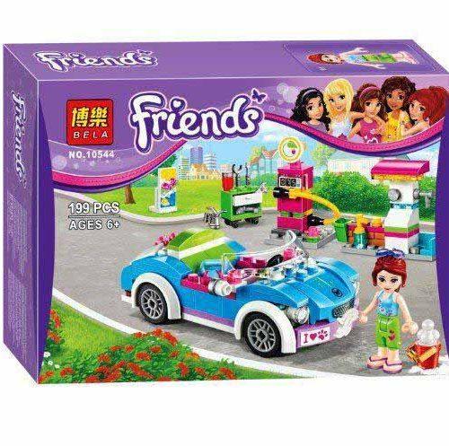 لگو بلا سری Friends مدل Princess Car 1