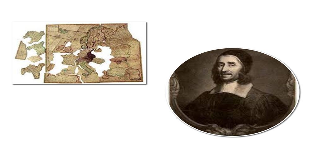 جان اسپیلزبری مخترع اولین پازل