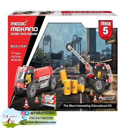 سازه MEDIC سری MEKANO مدل M205-1