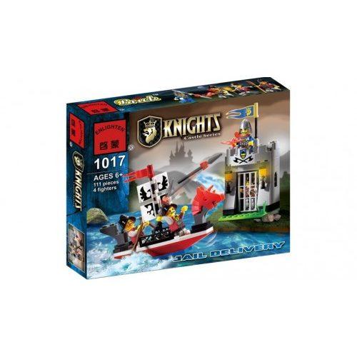 لگو انلایتن سری Knights مدل Prison raids