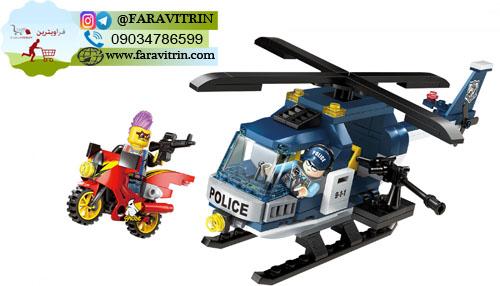 لگو QMAN سری Police مدل تک تیرانداز 2