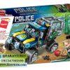 لگو QMAN سری Police مدل نجات پاندای غول پیکر